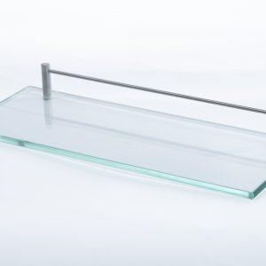 מדף זכוכית תקני ואיכותי לשירותי נכים